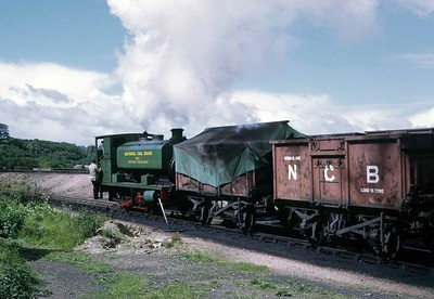 Scottish colliery steam 1973: Lothian and Fife