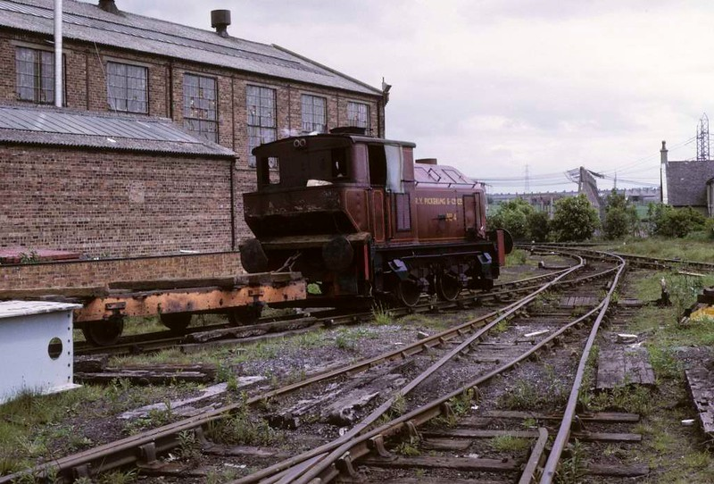 R Y Pickering & Co No 4, Wishaw, June 1973 2. Photo by Les Tindall.