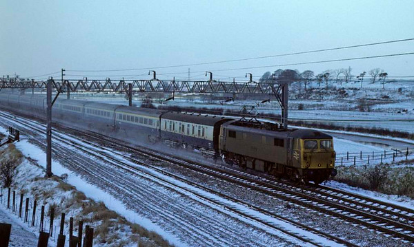 87010 King Arthur, Milford, 31 December 1978.  Exported in 2008 to Bulgaria.  Photo by Les Tindall.