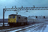 87009 City of Birmingham, Milford, 31 December 1978.  Exported in 2012 to Bulgaria.  Photo by Les Tindall.