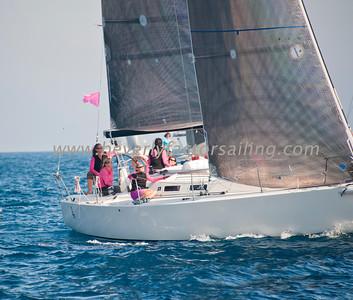 Les Voiles de St  Tropez 2012- day 5 - La Belle_3230