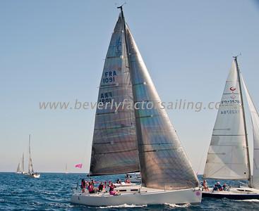Les Voiles de St  Tropez 2012- day 5 - La Belle_3235