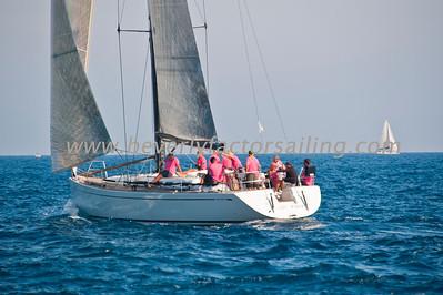 Les Voiles de St  Tropez 2012- day 5 - La Belle_3203