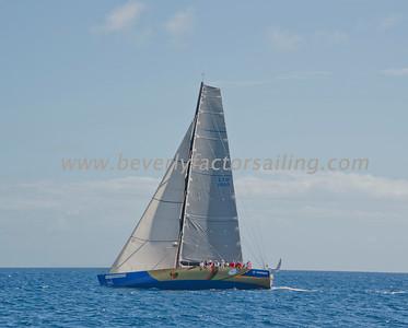 DAY 1 -RACE BOATS (shot from Cuba Libra)