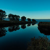 Crisp Blue Morning