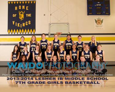 2013-2014 Lesher Basketball 5034