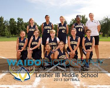 2013 Lesher Softball 824