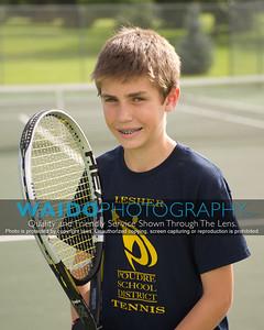 2013 Lesher Tennis 6157