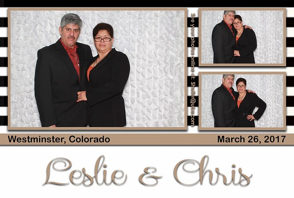 Leslie & Chris Wedding 03/26/2017
