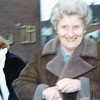 Pete's mother, in Littlethorpe