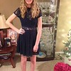 Emily - ready for the dance!  January 28, 2018