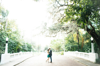 Lesly + Shaun | Orlando Engagement