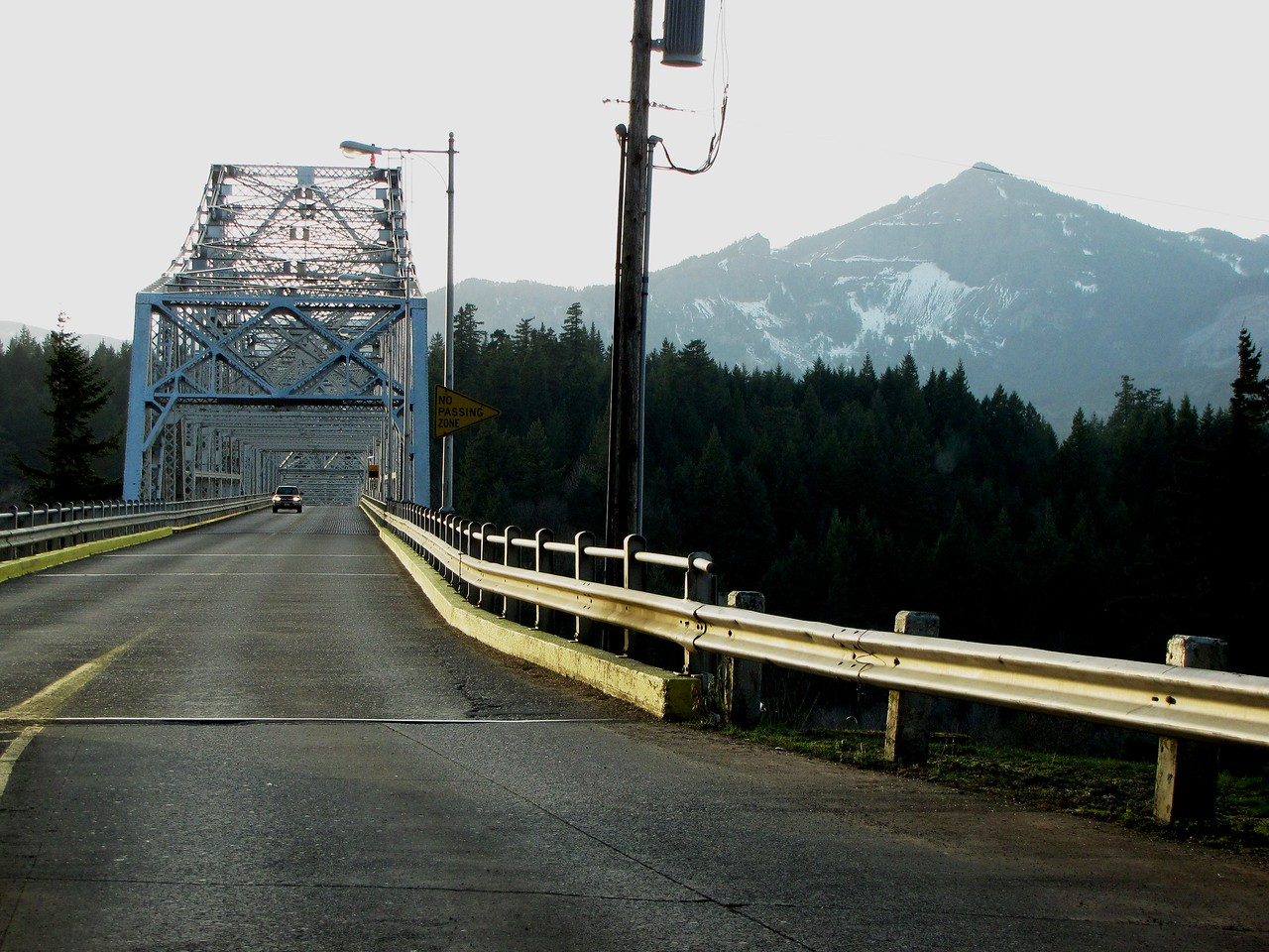 Bridge of the Gods Cascade Locks OR