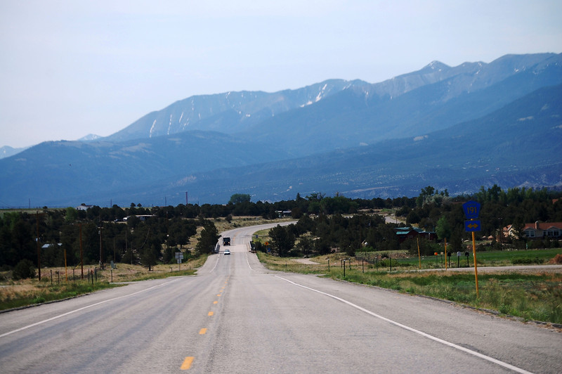 Entering Salida CO June 2013