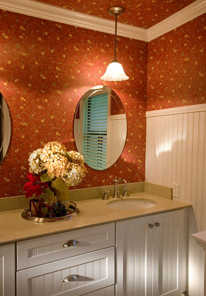 "Candy Anady is a commercial and residential designer in the Inland Empire. We have worked together a number of times photographing homes that she has created. She loves color and all things that are fun. I picked out four bathrooms from her projects which were best shown off using theatrical lighting and hence  fit this section on dramatic interiors.  <a href=""http://www.candyanadyinteriors.com"">http://www.candyanadyinteriors.com</a>"
