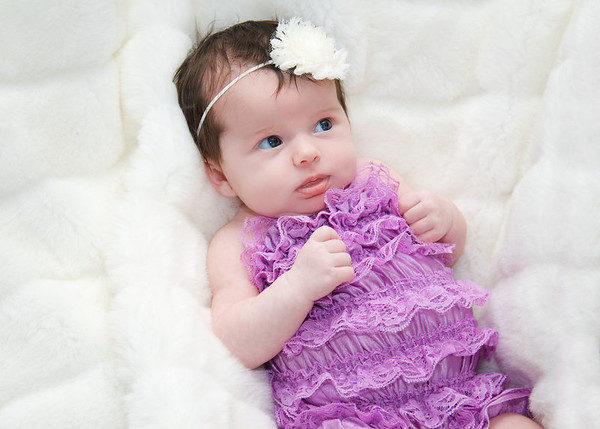 Aubree Nicole 1 month