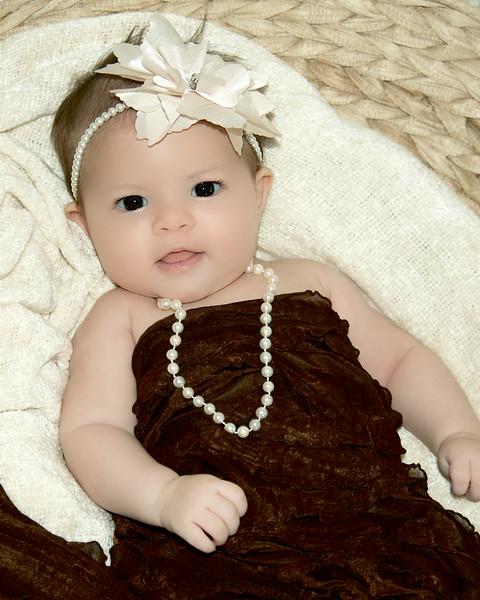 Malea Paige 8 weeks old