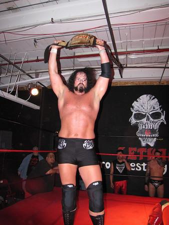 Lethal Pro Wrestling  February 28, 2009