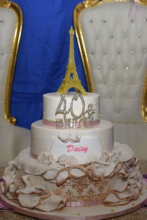 Daisy's 40th Birthday Celebration
