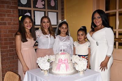 Karla's Baptism & Holy Communion