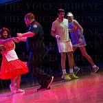 Opening dancers.
