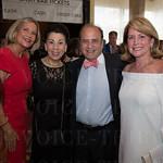 Ingrid Johnson, Barbara Sexton Smith and Ken and Karen Sales.