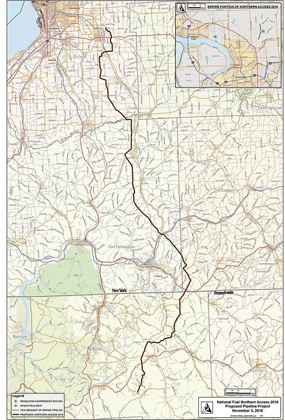 Northern Access Pipeline (NAPL)