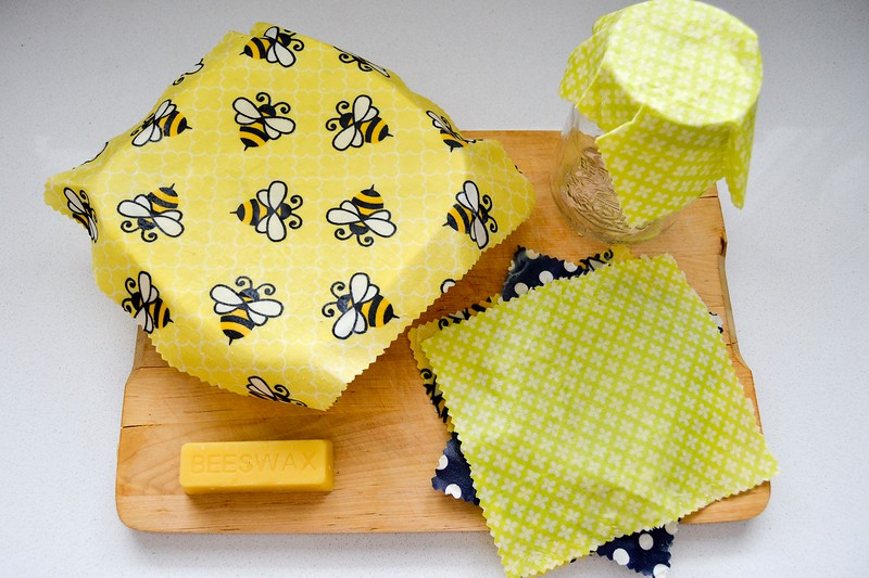 DIY Bees Wax Wraps, Sunday at 10 AM.