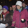 Let's Light Up the World Candlelight Vigil
