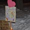Let's Light Up the World Candlelight Vigil