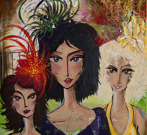 Julie`s Painting