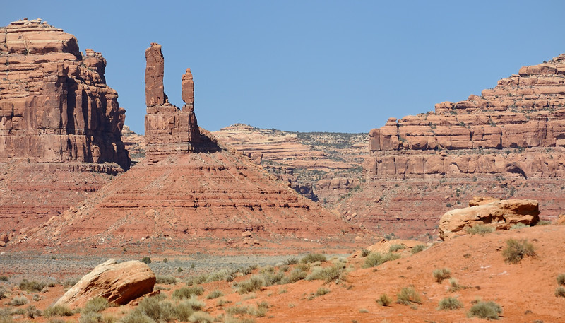Valley of the Gods, Mexican Hat, Utah, March 5, 2012