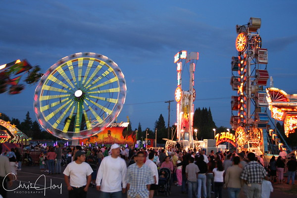 Oregon State Fair 2005 (hadn't owned the camera for a week!)
