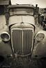 Old Car, at Shaniko, Oregon