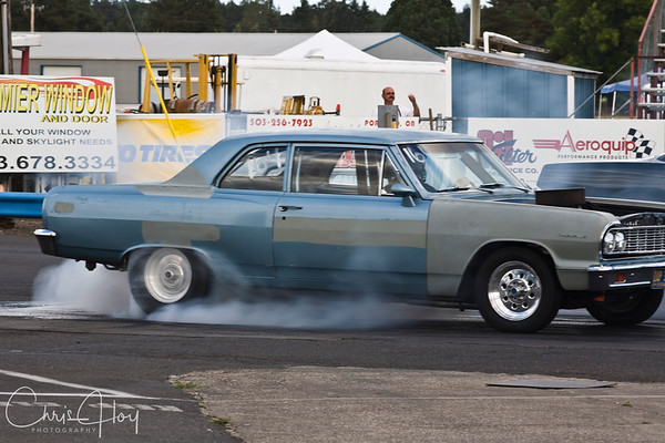 Woodburn Drag Strip