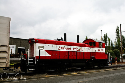 Oregon Pacific 1202