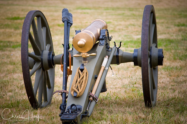 Civil War Re-Enactment, Willamette Mission State Park July 5, 2008