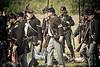 Civil War Re-Enactment, Lebanon, Oregon May 2008