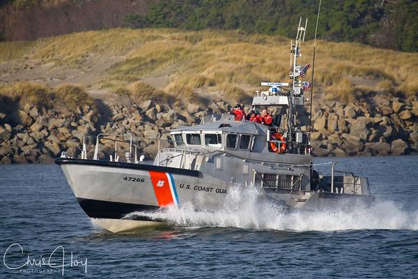US Coast Guard, Newport, Oregon