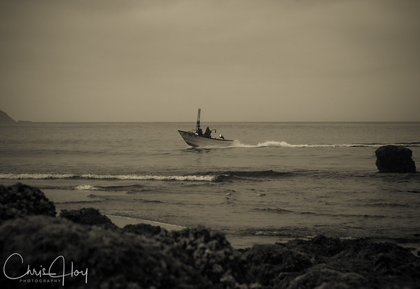 Dory Boat, Pacific City, Oregon