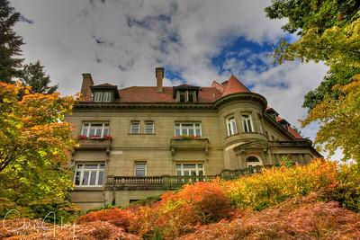 Pittock Mansion, Portland Oregon