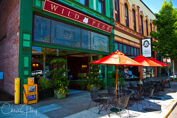 Wild Pear, Salem, Oregon