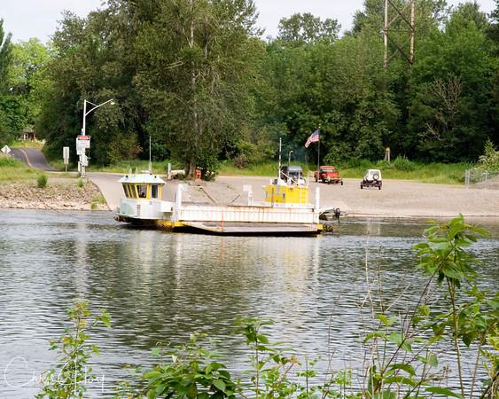 Wheatland Ferry