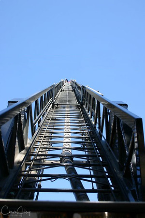 Up the Fire Ladder