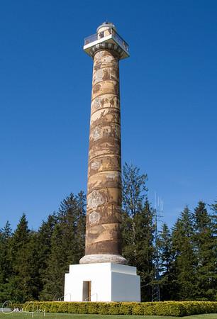 Astoria Column<br /> Astoria, Oregon