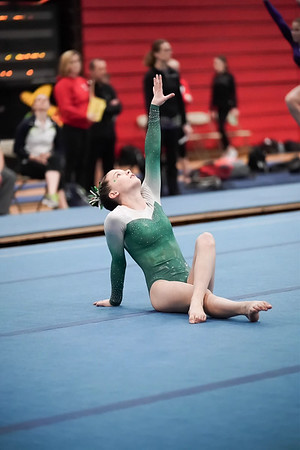 Berks Gymnastics Floor