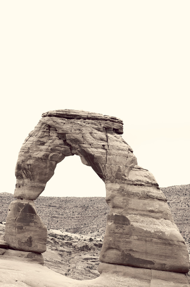 Delicate Arch II, Arches National Park, Utah