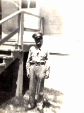 PFC George Sweetser from California Keesler Field, June 1943