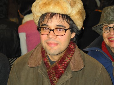 Christmass in NYC - 2001