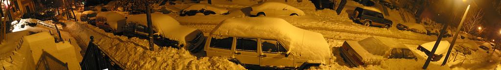 Snow Panoramas - Feb 18, 2003
